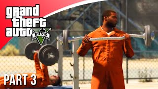 GTA V Online #28 - DE GEVANGENIS REDDINGSACTIE - BOB EN TEUN (GTA 5 Freeroam, Roleplay)