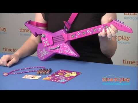 Winx Club Rock Star Guitar from CDI