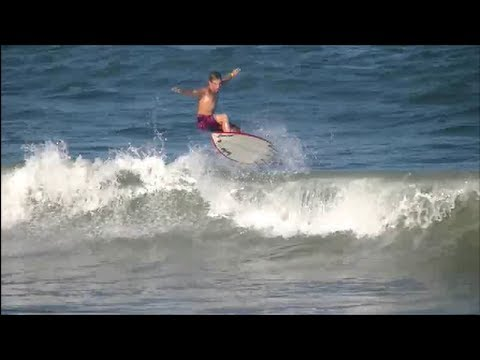 Surfing After School in Florida