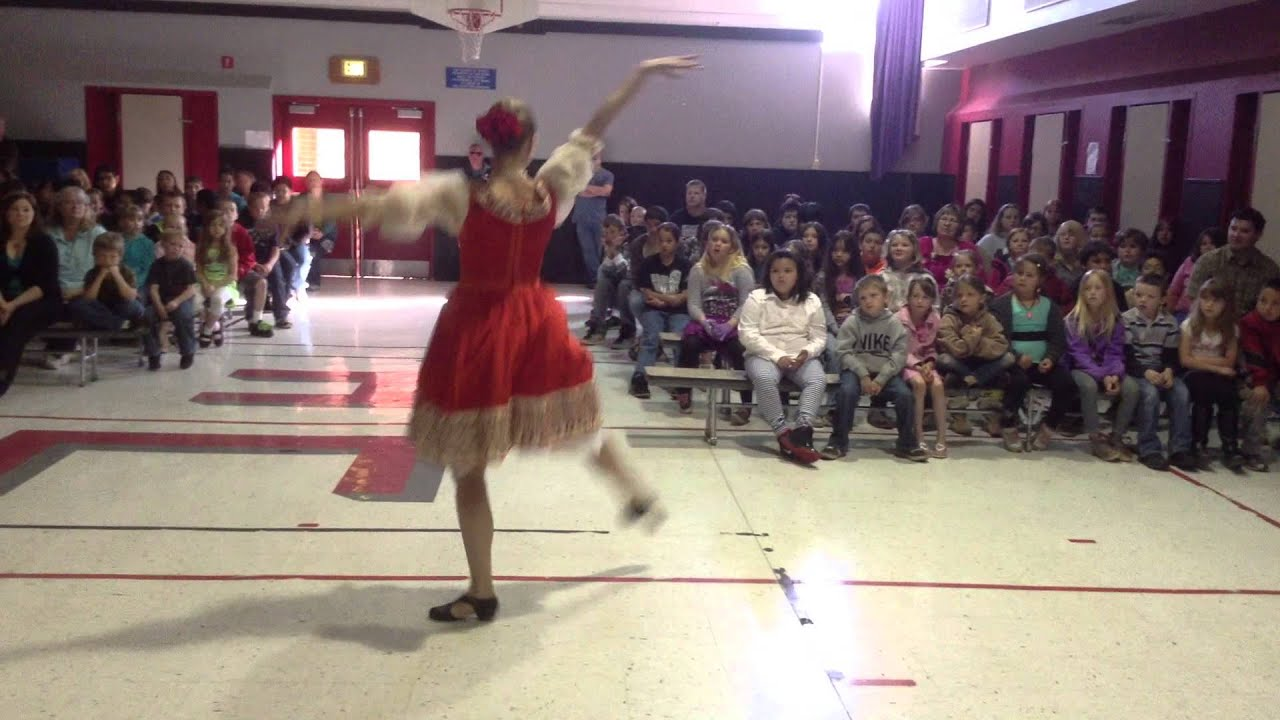 Happy Camp California Russian school assembly  YouTube