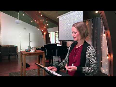 COMPASSION: THE COURAGE TO ACT - Sara Wolbrecht, Salt House, Oct. 15, 2017