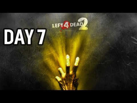 Media Cow's Holiday Live Stream Day 7 - Left 4 Dead 2