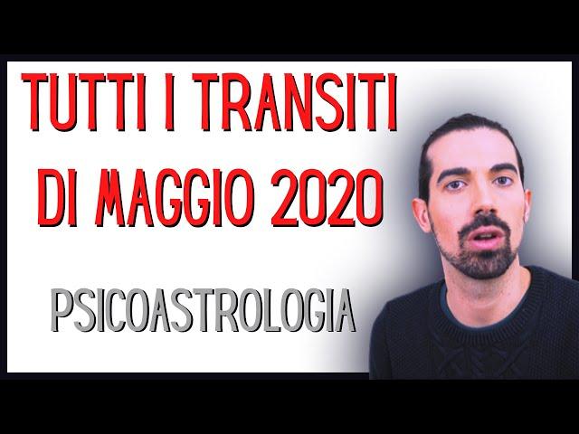 Transiti Astrologici di Maggio 2020