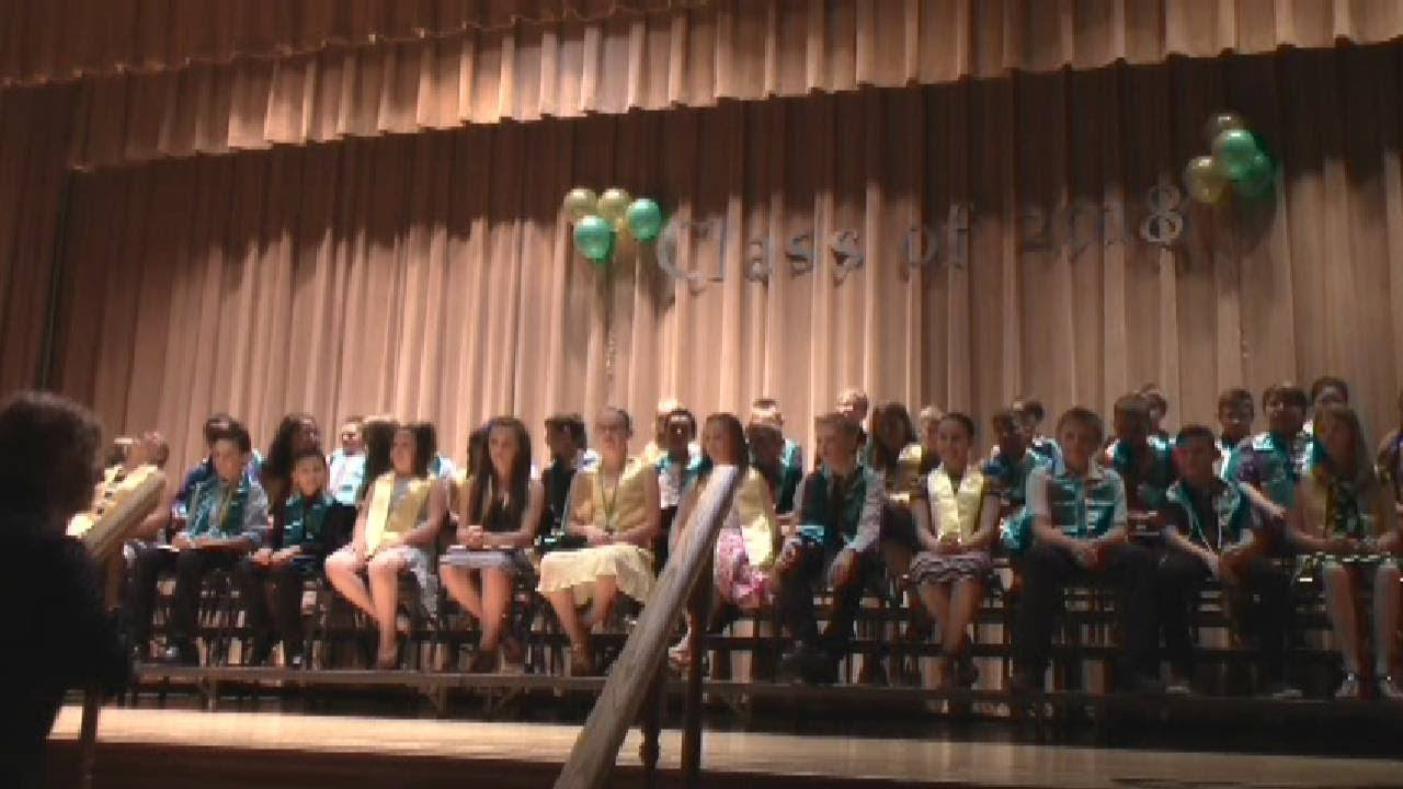 NAC 5th Grade Commencement  6-18-18