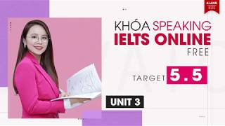 Unit 3 - Chiến thuật trả lời Speaking Part 1: Studies | Aland IELTS