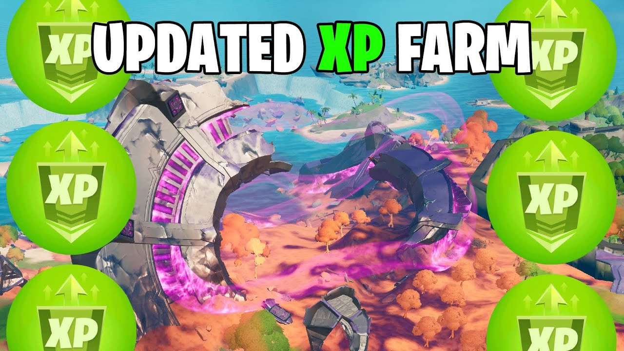Download UPDATED XP Farming Guide for Season 8   No Impostors or Glitches!