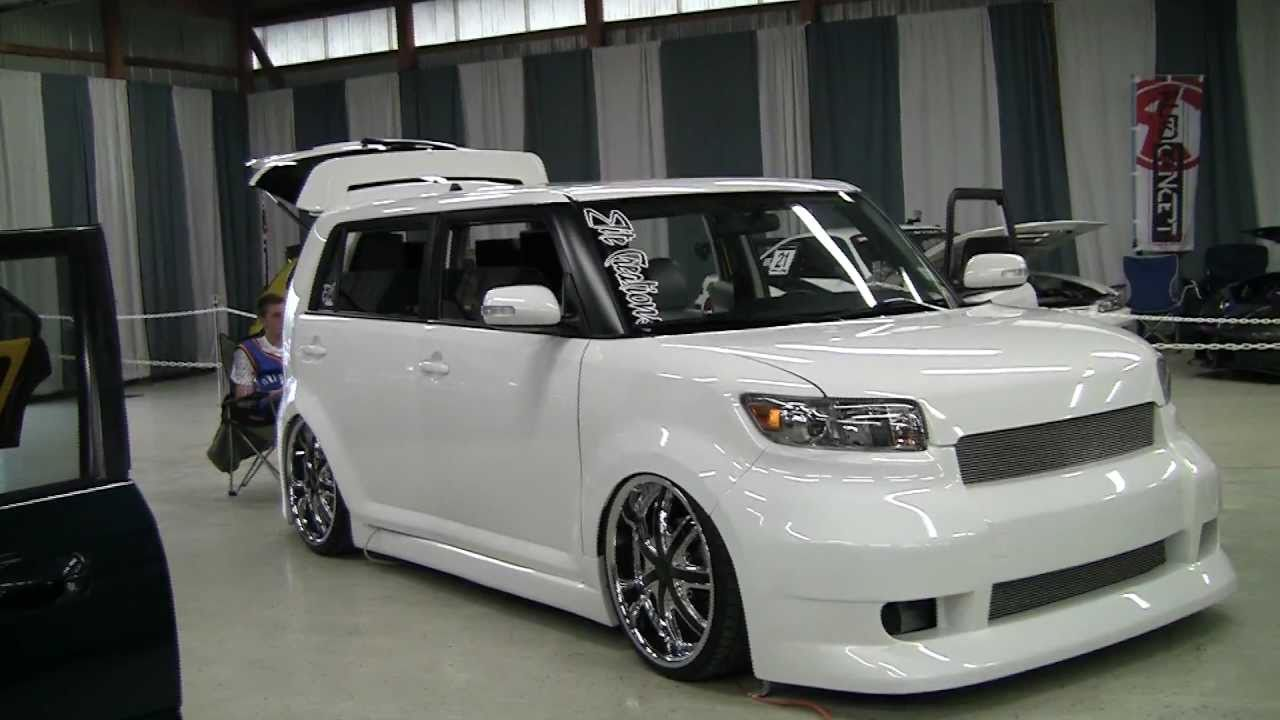 My 2008 Scion Xb Full Custom At Carlisle Style Performance Show