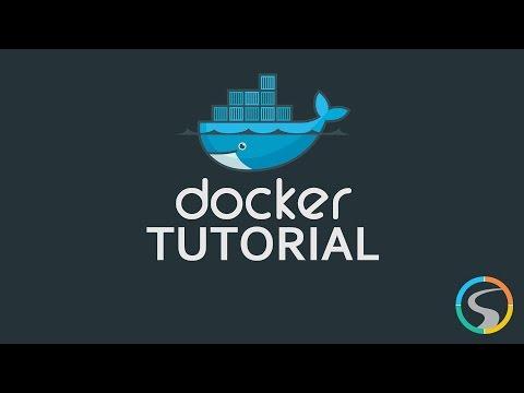 Docker Tutorial - Running A Web Server - YouTube