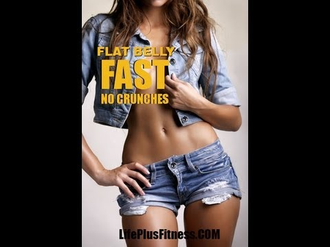 Flat Belly Fast No Crunches Workout
