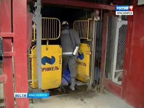 В Норильске продолжается строительство самой глубокой шахты Евразии