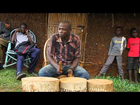 Magic Moments: Ohangla Drum Solo - The Singing Wells project