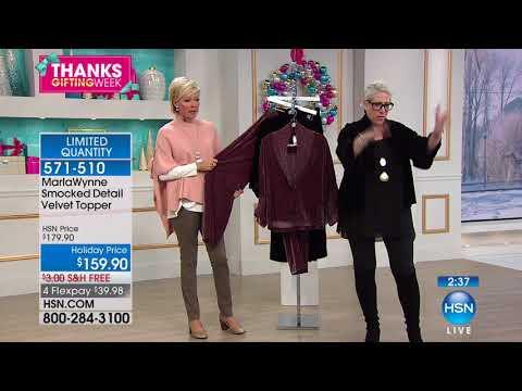 HSN | MarlaWynne Fashions 11.21.2017 - 08 PM