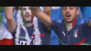 EUROPEI 2016 ITALIA -TUTTI I GOAL (HD) Highlights CARESSA & BERGOMI