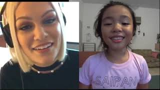 Video Flashlight JessieJ and Bernice Shane 9 yo Smule Sing! Karaoke App(Saipan-CNMI) download MP3, 3GP, MP4, WEBM, AVI, FLV Desember 2017