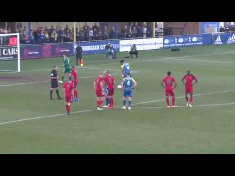 HIGHLIGHTS | Solihull Moors 1 AFC Telford United 2