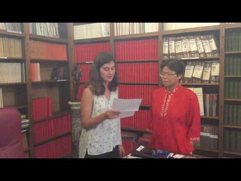 Intervista A Yeo Lay Hwee, Director European Union Centre Singapore