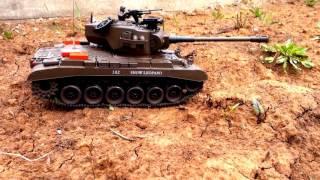 Танк на р/у Mioshi Army ''ММ-26'': огляд, розпакування, відгук