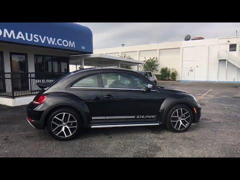 2018 Volkswagen Beetle Orlando, Sanford, Kissimme, Clermont, Winter Park, FL 80142 - YouTube