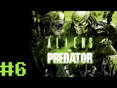 Aliens vs. Predator #6 - Marine - Stripper Virtual!