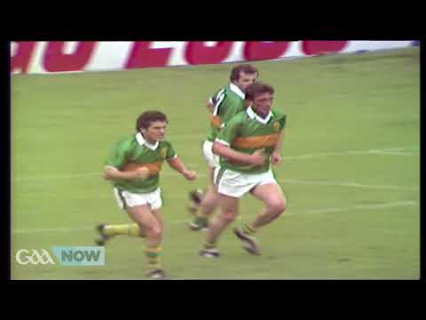 GAANOW Rewind: 1985 Ger Power Goal for Kerry v Monaghan