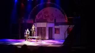 мюзикл Остров сокровищ Цирк чудес Театр Айвенго Москва