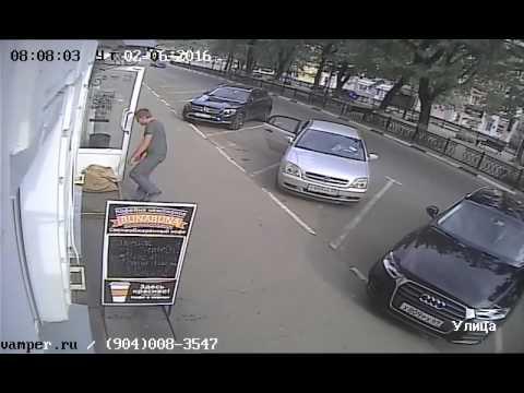 В Твери ограбили кофейню