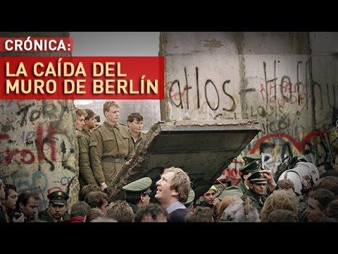 La Caída Del Muro De Berlín Youtube