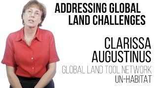 Clarissa Augustinus - Addressing Global Land Challenges