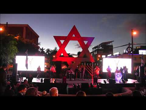 JANUCA HISTÓRICA EN GUATEMALA - Rab Yosef Garmon