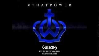 Will.I.Am - That Power Feat. Justin Bieber 320kpbs Download + Lyrics Mp3