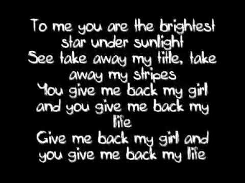 Lil' Wayne - Something You Forgot [Lyrics On Screen]