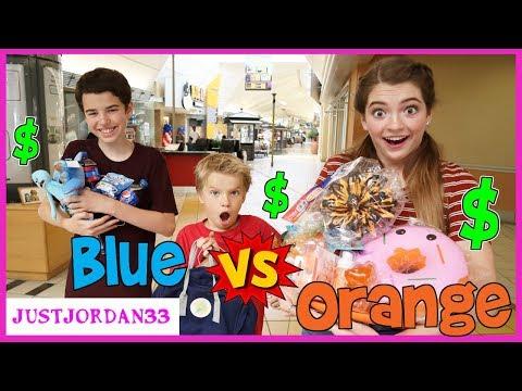 No Budget Shopping Challenge - Color Roulette / JustJordan33из YouTube · Длительность: 19 мин9 с