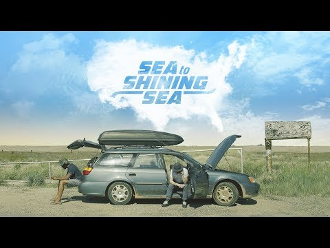 SEA TO SHINING SEA (Official Trailer 2018)
