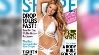 In Britney concert bikini spears