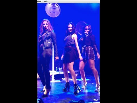Fifth Harmony - Silver Spring, MD - Full Concert Part 1 (Camila Focus)