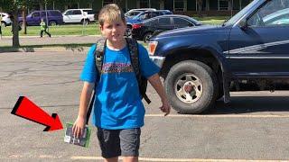 Kid Temper Tantrum Takes GTA 5 To School - GETS SUSPENDED [ Or…