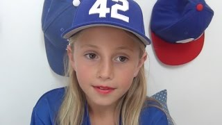 Jackie Robinson Biography Report by Samantha Bowden, 2nd Grade 2015