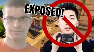 *NEW*Nick Eh 30 EXPOSES RICEGUM FOR FAKING FORTNITE GAMEPLAYS!!!