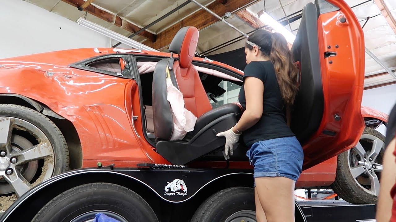medium resolution of removing my 2010 camaro ss interior