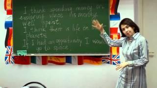 открытый урок английского языка
