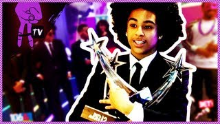 Mindless Behavior Receives an award on 106andPark Part 2