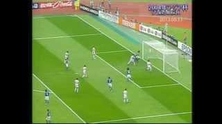「日本×ヨルダン」 2004年アジア杯(準々決勝)・ハイライト