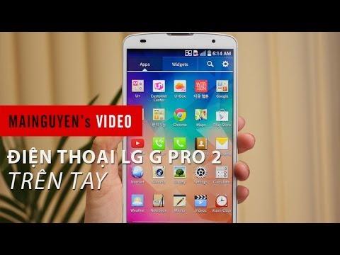 Trên tay và tìm hiểu nhanh LG G Pro 2 F350 - www.mainguyen.vn