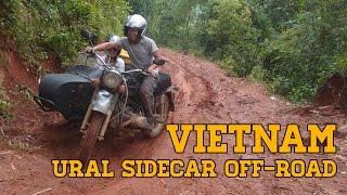 ural vietnam off road tour