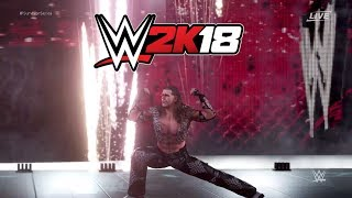 WWE 2K18 - WORLD EXCLUSIVE - HBK 97' Full Entrance