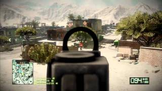 Battlefield: Bad Company 2 - Arica Harbor. [Conquest] [PS3] [HD] [Gameplay #041]