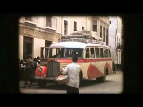 Andalusia Spain 1953