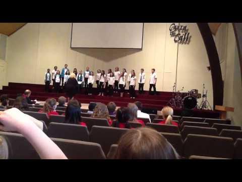 Cascade Christian Schools 5th Grade Choir - Snack Attack