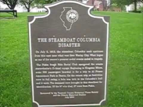 101 Things that Play in Peoria: Columbia marker