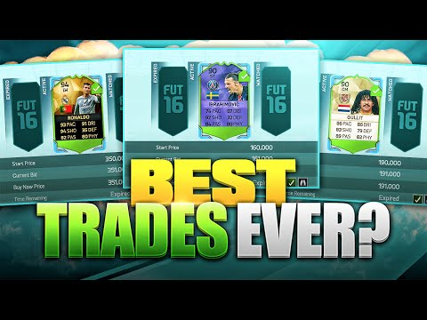 BEST TRADES EVER!